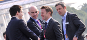 Networking at Mipim