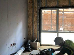 workman internal walls