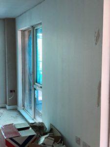 Halo plasterboard walls