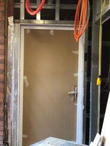 Internal door Halo