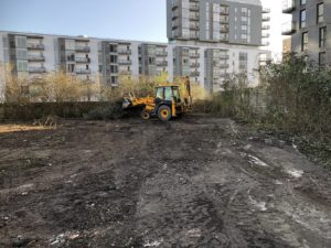 Site Clearance River Plaza