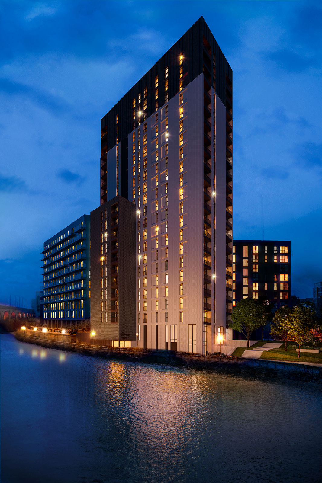 River Plaza Manchester Luxury Residential Apartments