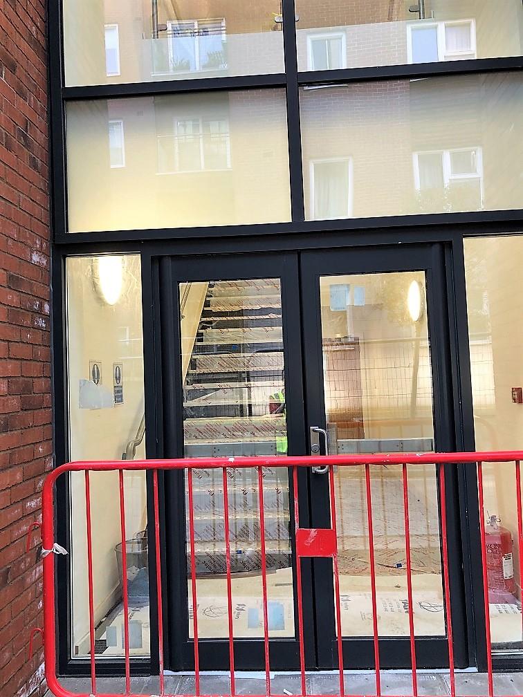 Halo Front Door
